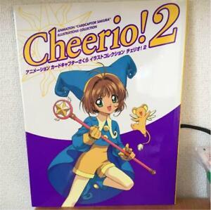 Card-Captor-Sakura-Illustration-Cheerio-2-CLAMP-ANIME-ART-BOOK
