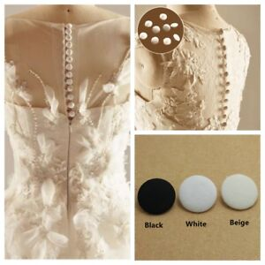 Buttons for Wedding Dresses