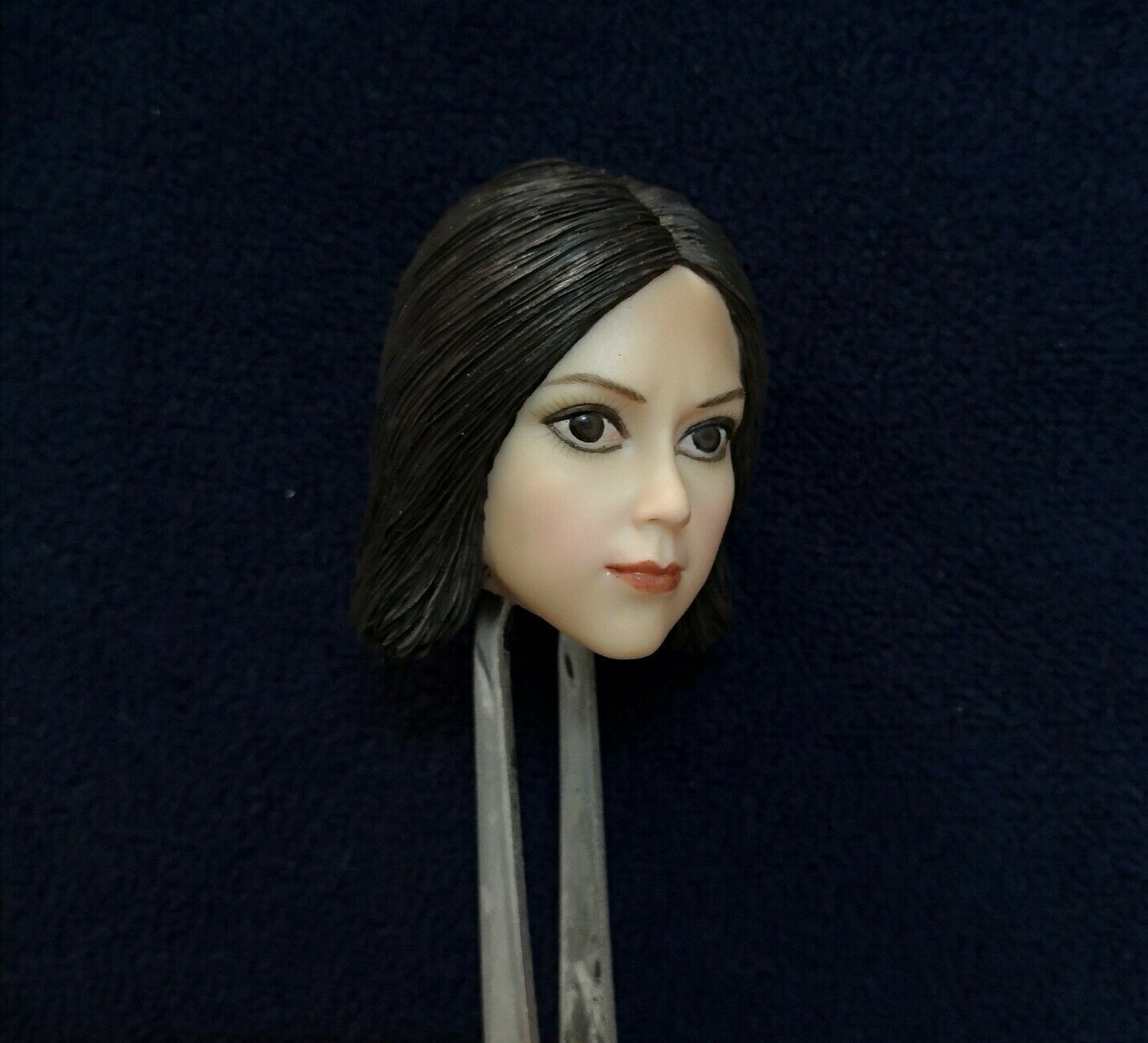 "MR.TOYS 1//6 MT2020-07 Alita Battle Angel 2/"" Removable Eyes Head Sculpt Carved"