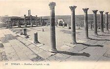 B5979 Algeria Timgad Macellum et Capitole