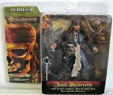 Pirates of the Caribbean_Dead Man's Chest Collection_JACK SPARROW figure_New_MIP