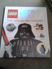 Lego Star Wars Visual Dictionary HB book (NO FIGURE!)