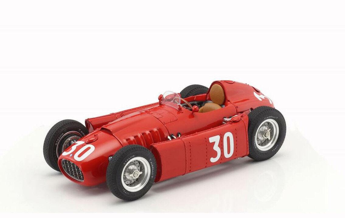 CMC Lancia D50, 1955 Monaco GP Eugenio Castellotti 1 18