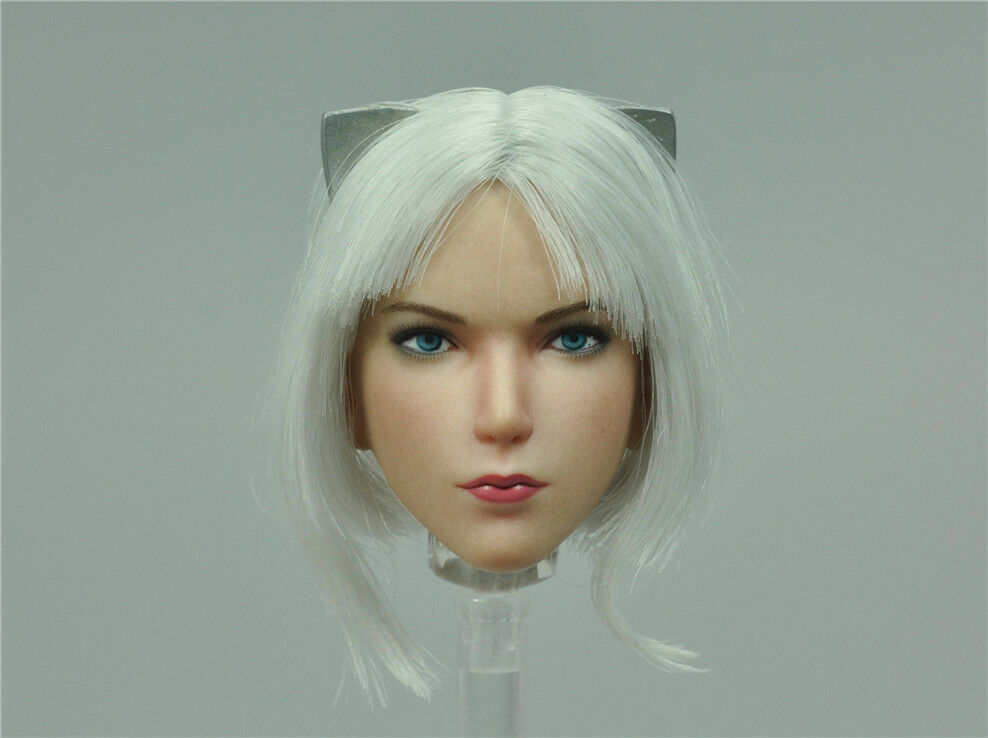 Head Sculpt for VERYCOOL VCF-2033A Assassin Catch Me 1/6 Scale Action Figure