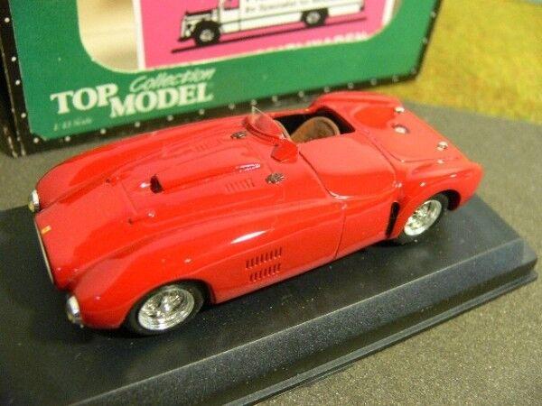 1 1 1 43 Top Model Ferrari 375MM Cunningham Street 1954 TMC089 4b621d