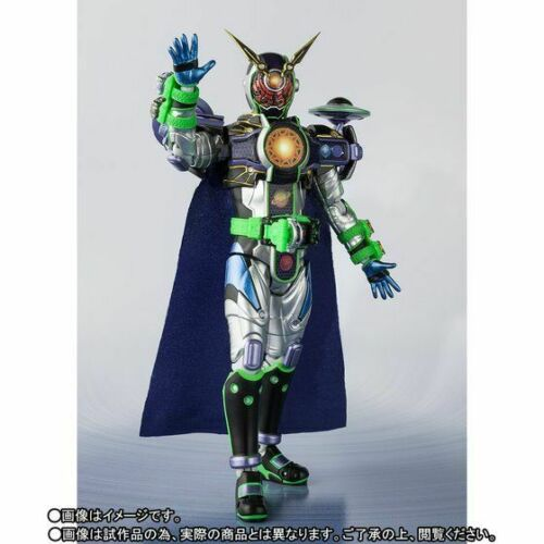 S.H.Figuarts kamen rider wozginga finaly the strongest In the universe set