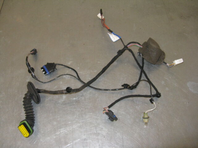 Original Wiring Harness Door Wire Rear Right Renault