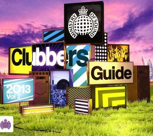 Various Artists Ministry of Sound Clubbers Guide 2013 - Vol 2 CD