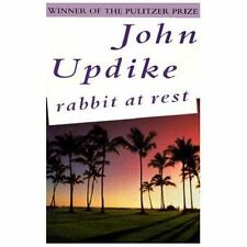 Rabbit at Rest, John Updike, Good Condition, Book