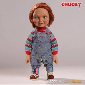 Chucky-Die-Moerderpuppe-Sprechende-Puppe-Good-Guys-Chucky-38-cm-Mezco-Toys