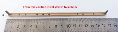 """170 x Long 6.29/"""" Rubber Elastic Bands 160mm x 3mm Strong Long and Thin No.38"""