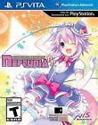 Hyperdimension Neptunia: Producing Perfection (Sony PlayStation Vita, 2014)