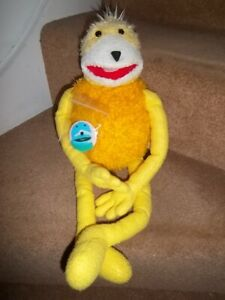 24-034-FLAT-ERIC-MR-OIZO-LEVI-501s-AD-SOFT-TOY-NEW-METAL-BADGE