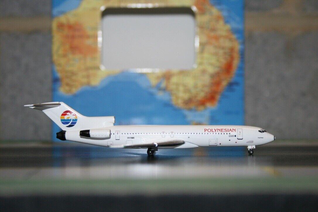 Aeroclassics 1 400 Polynesian Ansett Boeing 727-200 VH-RMN (ACVHRMN)