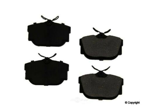 Disc Brake Pad Set-Original Performance Ceramic Rear fits 1997 VW EuroVan