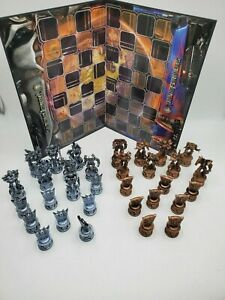 Transformers Chess Set 2006//2007 Replacement Pieces Decepticon Autobot YOU PICK