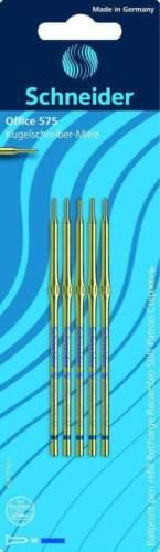 Schneider 77613 Kugelschreibermine 575 blau M