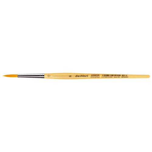 Da Vinci Junior Synthetic School Painting Brush Round Size 6