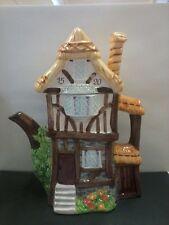 The Leonardo Collection tall cottage teapot