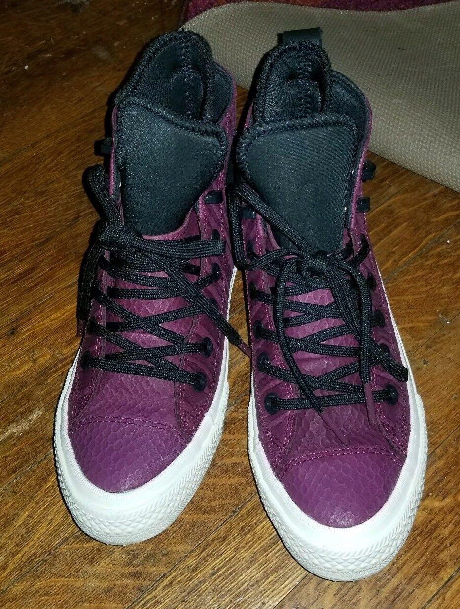 Converse resistente resistente resistente a la intemperie Tenis botas-Talla 7.5 - Usado En Excelente Condición  minorista de fitness