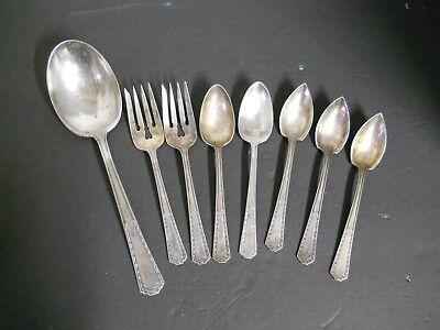 Gorham 1929 Beaumont Pattern Silver