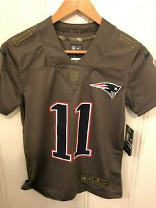 Youth Julian Edelman Nike Salute to Service Jersey New With Tags ...