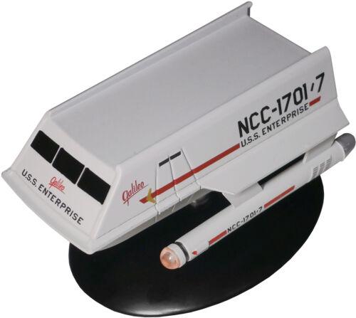 Galileo Shuttle Enterprise 1701 - english Metall Modell Diecast #1 Star Trek