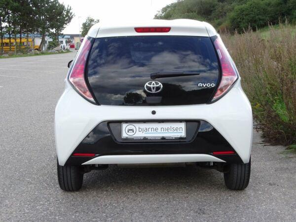 Toyota Aygo 1,0 VVT-i x-play - billede 3
