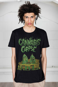 Official-Cannabis-Corpse-Weed-Dudes-Unisex-T-Shirt-New-Licensed-Merch-Clothing