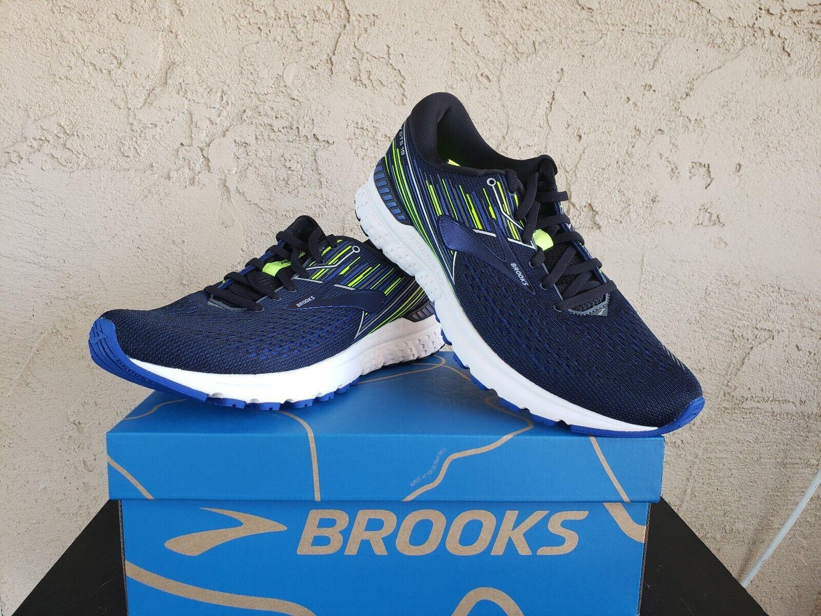 Brooks Adrenaline GTS 19 Grootte van mannen 11 D hardlopen wandelen schoenen