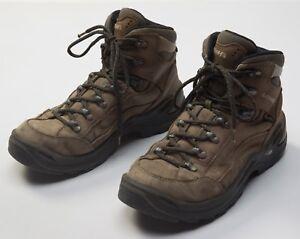 Women s Lowa Renegade GTX Mid Gore-Tex WP Waterproof Hiking Boots Sz ... 574eb70fc