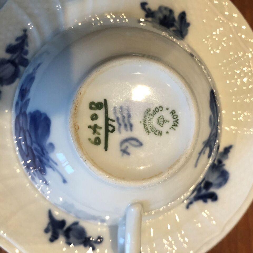 Porcelæn, Kaffekop, tekop