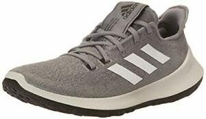 adidas-Men-039-s-Sensebounce-Running-Shoe-Grey-Grey-Black-Size-12-5-WQnt
