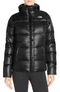The-North-Face-Women-039-s-Sumbu-550-Down-Triclimate-Jacket-TNF-Black-Size-Small