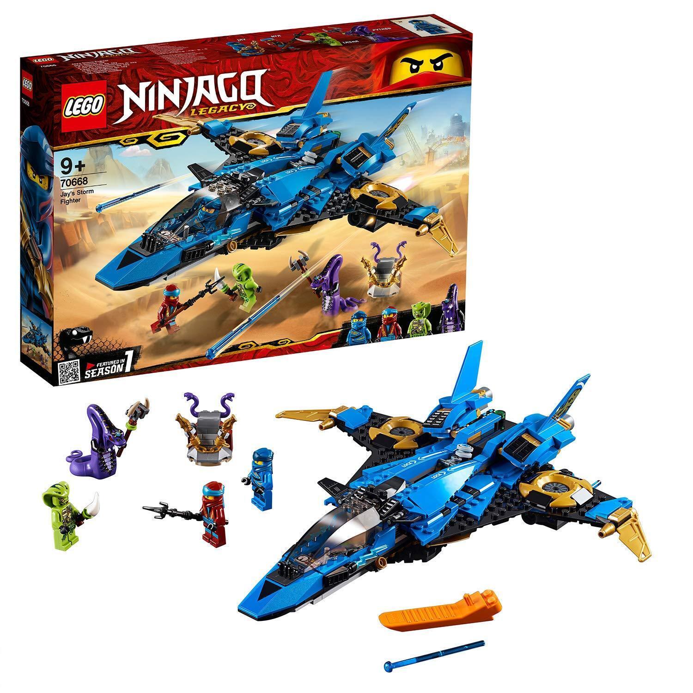 Neuf Lego Ninjago  Jay's Storm Fighter 70668 jouets de construction du Japon F S  vente en ligne