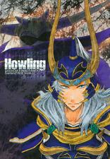 Dissidia Final Fantasy Doujinshi Comic Manga Garland x Warrior of Light Howling