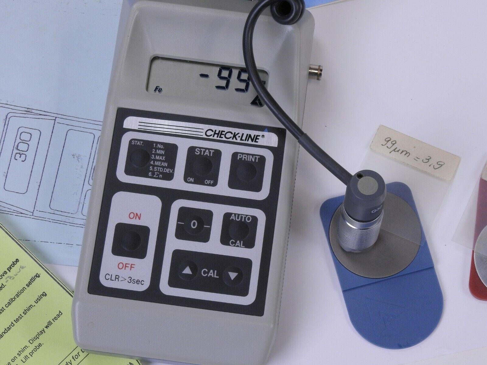 Electromatic CheckLine DAC-88-S1