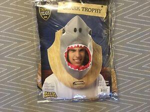Rasta Imposta Mens Shark Trophy Head, Multi, One Size