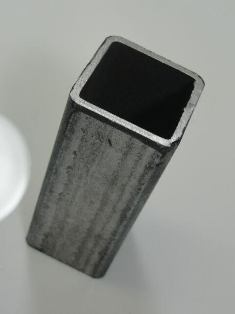 20 x 20 x 2.0 Mild Steel Box Section - Bandsaw Cut 50mm - 2000mm Lengths