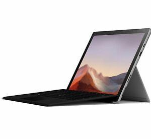 "Microsoft 12.3"" Surface Pro 7 i5-1035G4 128GB SSD 8GB RAM with Keyboard-Platinum"