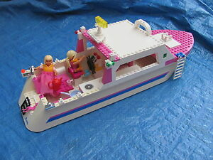 lego belville boot schiff luxus cruiser 5848 ebay. Black Bedroom Furniture Sets. Home Design Ideas