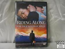 Riding Alone For Thousands of Miles (DVD, 2007)