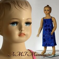 Child mannequin manikin abt 1 year old Christmas Doll baby girl manikin-Cat