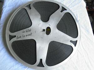 Film-16mm-Serie-Scotland-Yard-034-Un-billet-pour-la-mort-034-annees-50