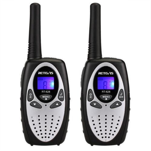 Neue Weiße Walkie Talkie Retevis RT628 UHF 0.5W CTCSS Europa Frequenz Funkgeräte