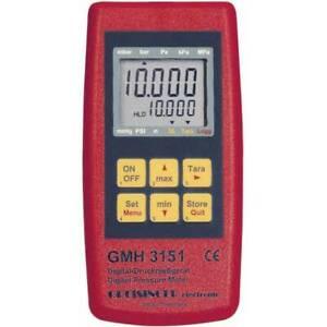 Greisinger-gmh-3151-manometro-pressione-dellaria-0-0025-0-6-bar