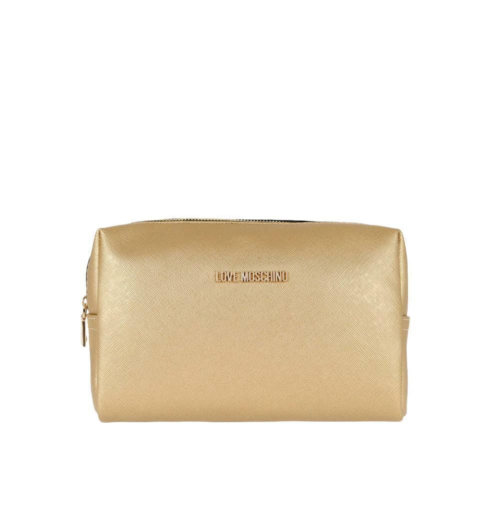 Love Moschino bag PU Gold jc5390pp06lq0901 door necessary