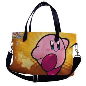 Kirby Canvas Tragetaschen Schultertasche p45 w2027