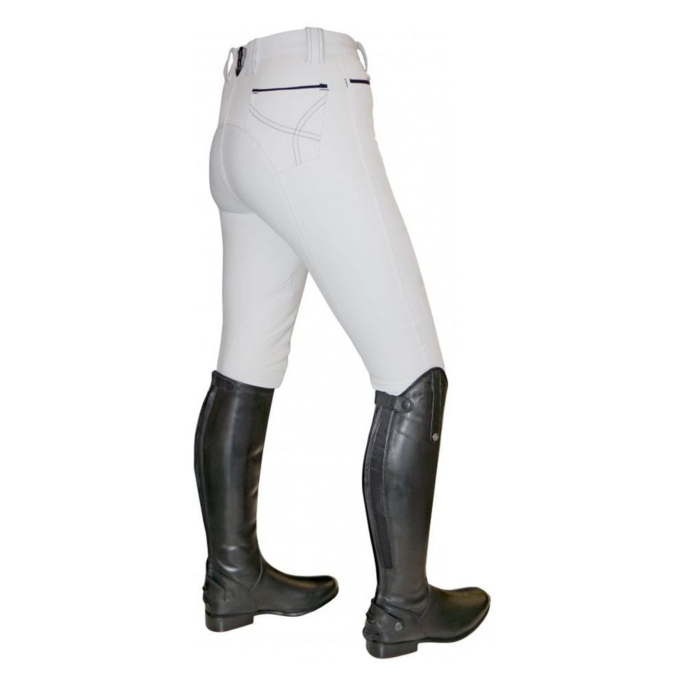 Mark Todd Ladies Breeches - Contender Competition White