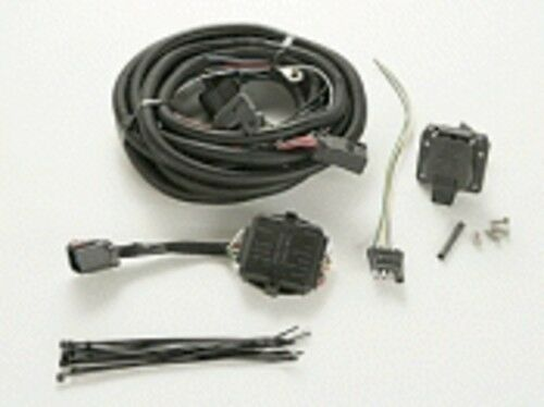 Superb Dodge Ram 7 Way Round Trailer Tow Hitch Wiring Harness Oem Mopar For Wiring 101 Archstreekradiomeanderfmnl